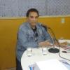 Humorista da Rede Globo visita Canindé