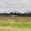 Jatinho da banda Asa de Águia escapa de acidente aéreo