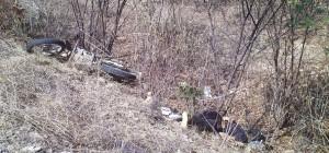 acidente em solonópole dexa morte. foto antonio elanio. blogdowalterlima.senadorpompeu