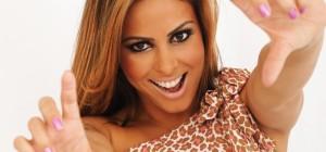 Alinne Rosa ex-vocalista da Banda Cheiro de Amor
