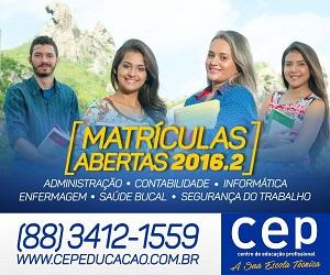 Banner CEP