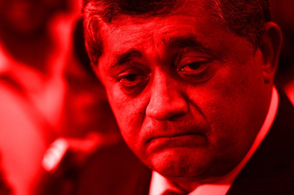 Brasília - Deputado José Guimarães, líder do governo na Câmara, fala à imprensa sobre a pauta de votação da Casa (Fabio Rodrigues Pozzebom/Agência Brasil)