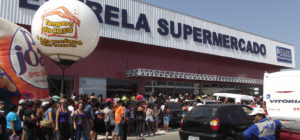 Estrela Supermercado.