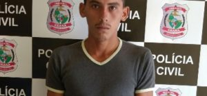 Antônio Felipe ajudou na fuga do assassino. (Foto: SSPDS)