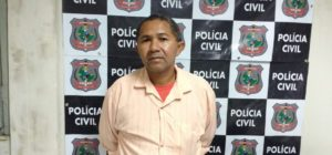 O pastor Arnol Santiago dos Santos foi preso nesta terça-feira (31) acusado de estuprar quatro crianças (FOTO: O Sobralense)