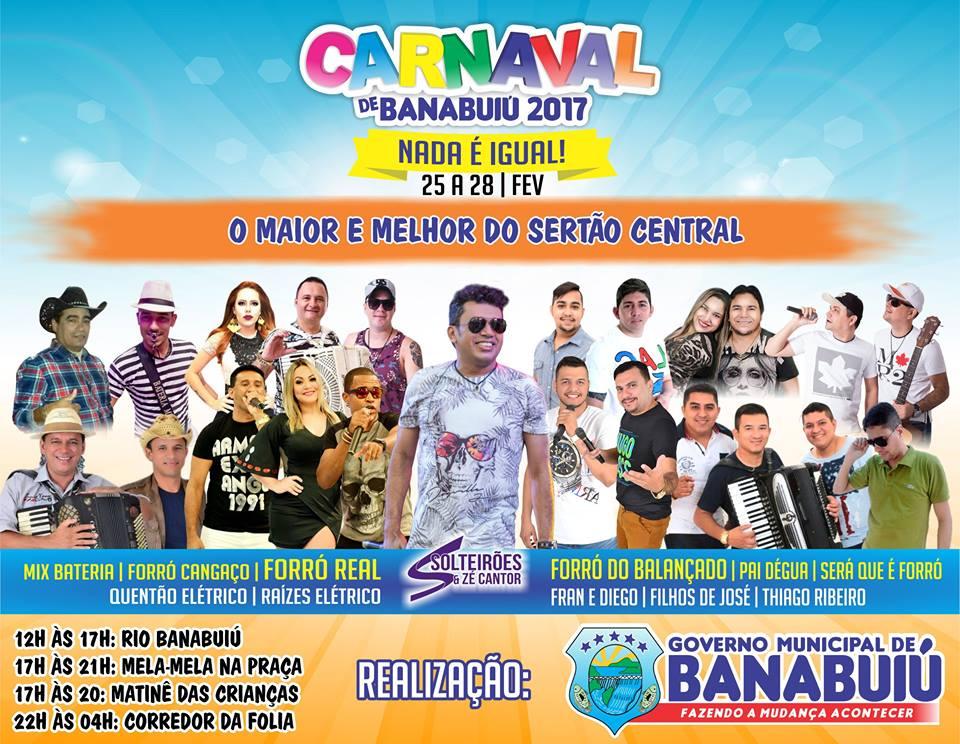 Carnaval Banabuiú