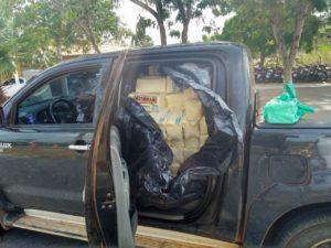 Polícia Rodoviária Federal apreende carga de dois mil queijos em Canindé-CE